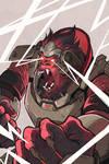 Winston Overwatch by Picolo-kun
