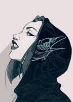 Raven by Picolo-kun