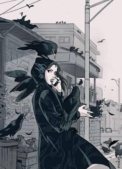 Ravens problem