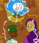 Happy Ramadan.