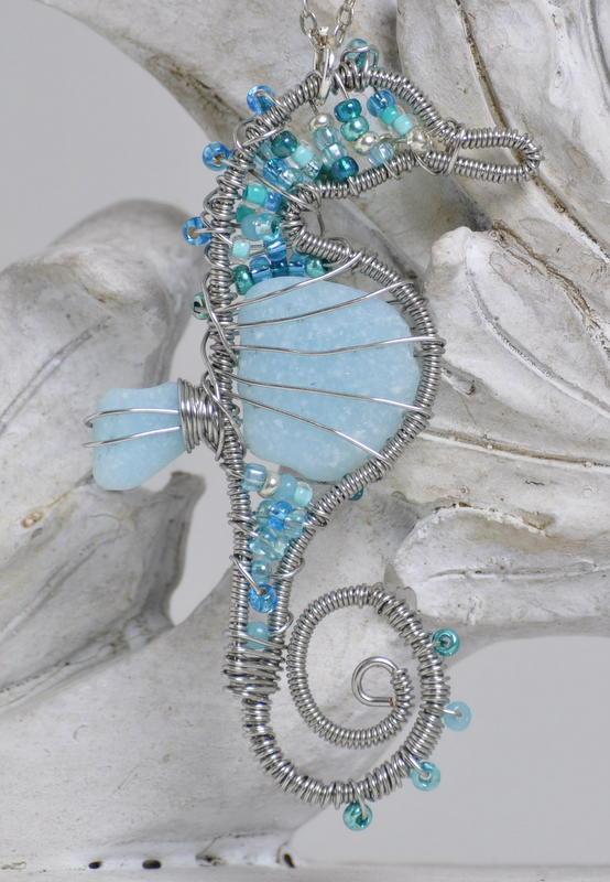 Crafts Using Sea Glass