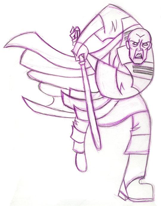 Mace Windu Clone Wars By Jasmeralda On Deviantart