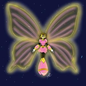 Cosmic Butterfly retake 2020 version 1