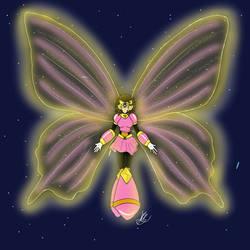 Cosmic butterfly retake 2020 version 2