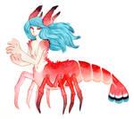 Lobster Mermaid