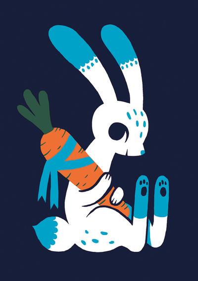 Bunny by heikala