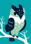 Owl by heikala