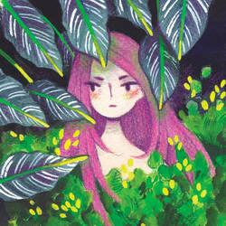 Flourish by heikala