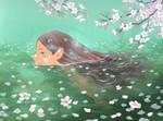 A Swim in the Spring