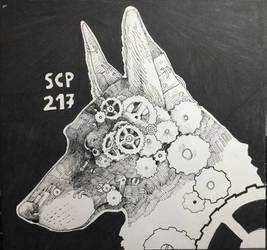SCP -217 by JOKE-on