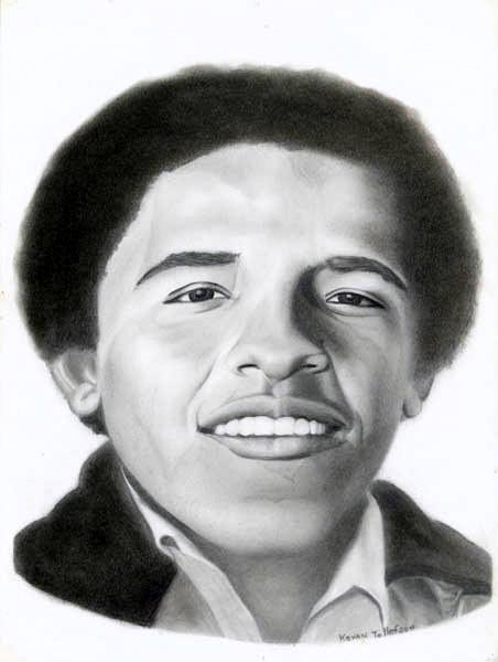 Obama at Harvard by toolyman