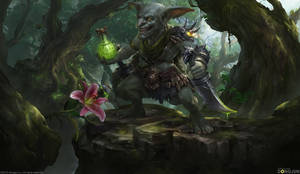 Lesson06 Stone Study_Goblin