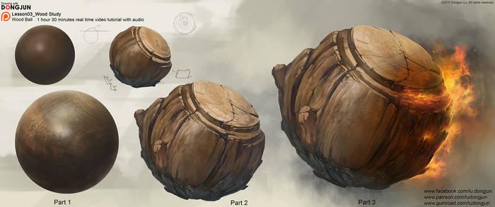 Lesson03 Wood Ball