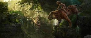 Jungle Boy_Mowgli