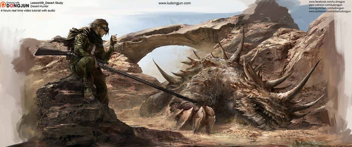 Lesson09 Desert Hunter