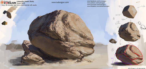 Lesson09 Desert Rock