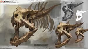Lesson11 Dragon Skull