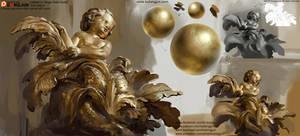 Lesson12 Gold Statue
