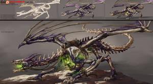 Lesson19_Dragon Study_Dracolich