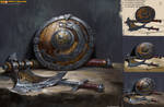 Lesson23 Viking Study_Viking Weapon