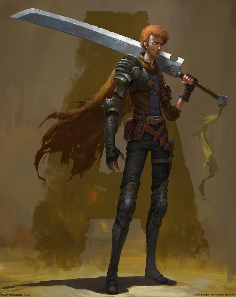 Comic Book Character Design : Dongjunlu dongjun lu deviantart