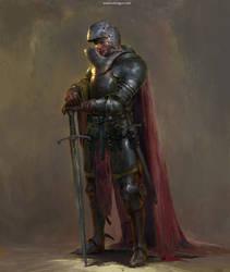 verum knight Finish small by DongjunLu