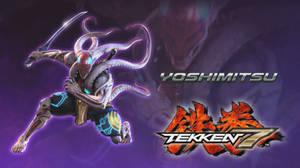 Yoshimitsu  Tekken 7