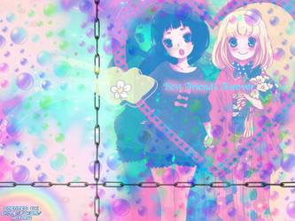BFF Wallpaper by kittyprincess08