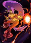 Shantae - Magic flare
