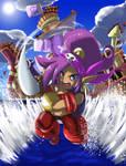 Shantae - Aqua blade