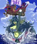 Shantae - giga mermaid's ambush