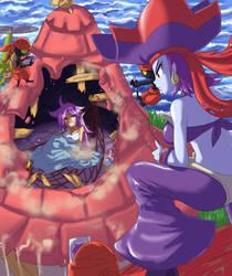 Shantae - morning greeting by gpwlghr123