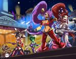 Shantae - half genie concert