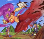 Shantae - training