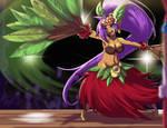 Shantae - Leaf cyclone