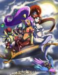 Shantae - Merry christmas