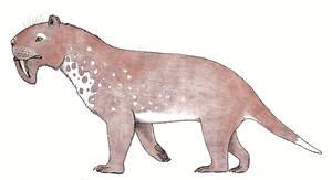 The marsupial sabretooth