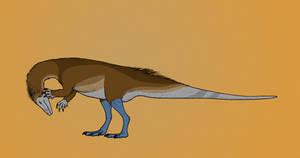 Carnivorous sauropodomorph