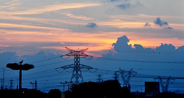 Sunset (1) by ZaraSilky