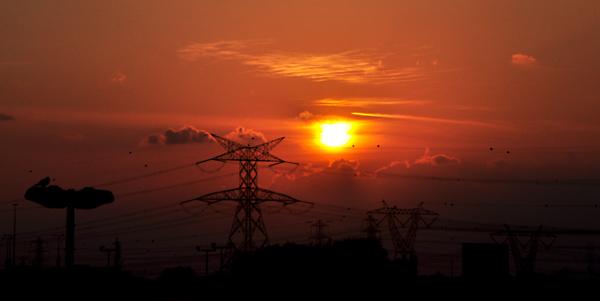 Sunset (2) by ZaraSilky