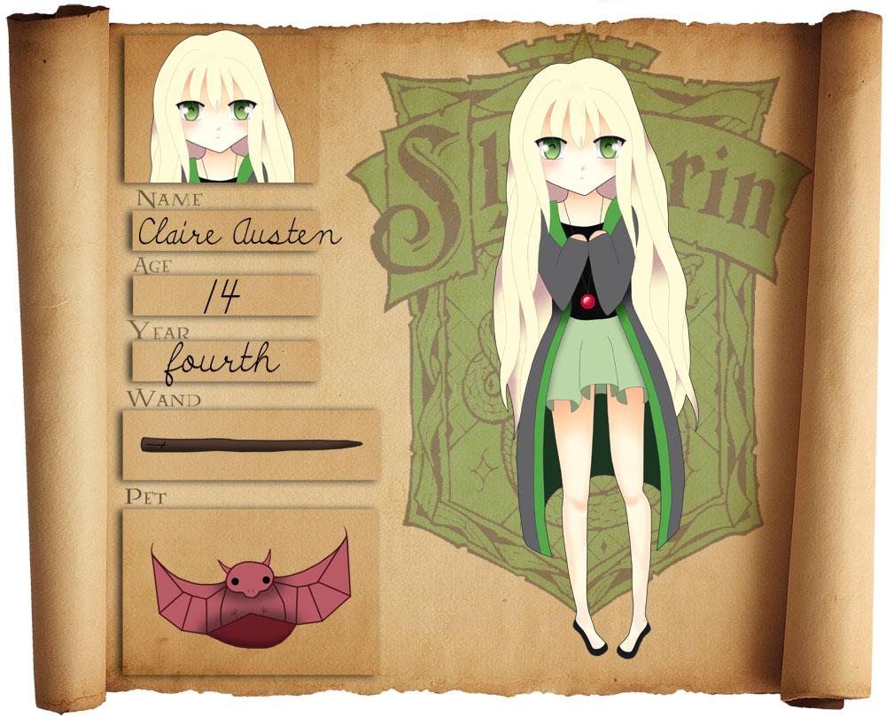 ClaireAusten by carilica