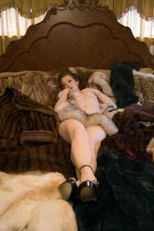 Venus on Furs by terryt68