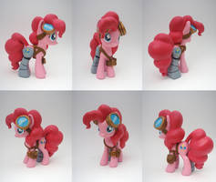 Steampunk Pinkie Pie