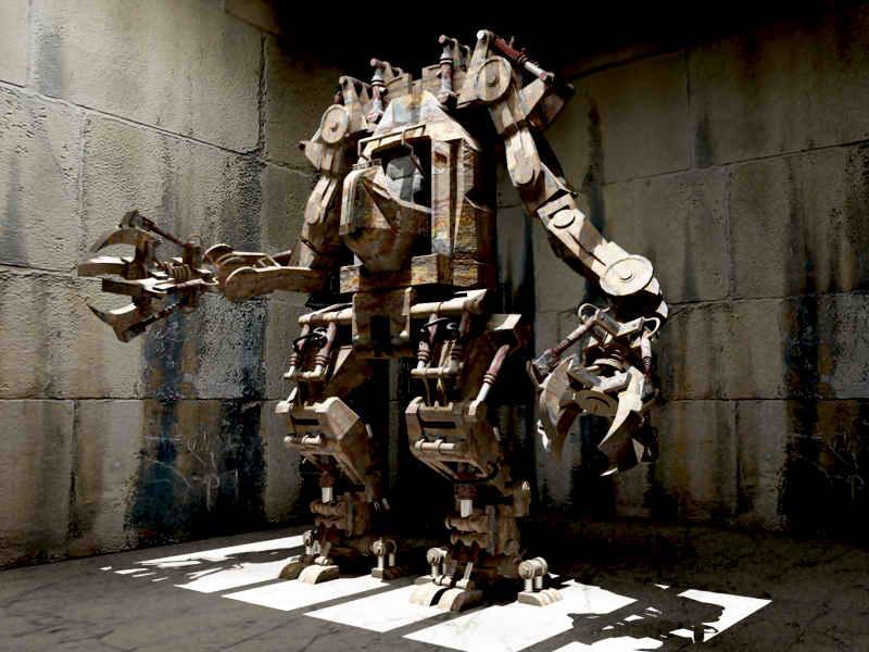 ROBOT by Fil3D