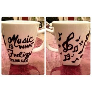 Musical Mug by usraattalla