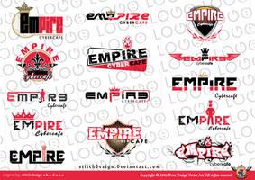 empire logo by stitchDESIGN