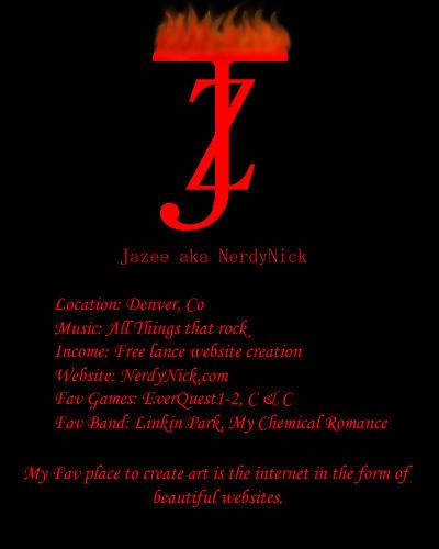 My ID by Jazee