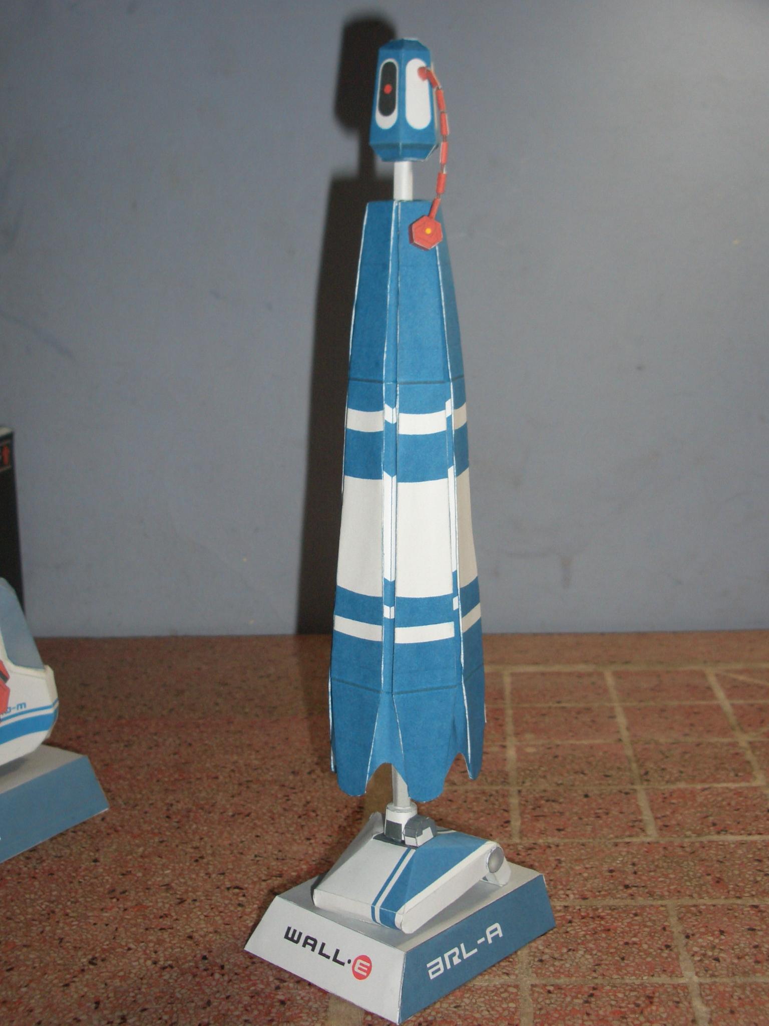 BRL-A papercraft by Bou-Ro on DeviantArt