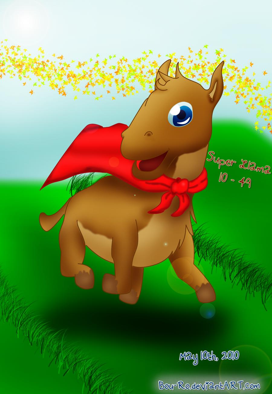 Super Llama XD by Bou-Ro