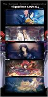 .: Rurouni Kenshin TAGWALL :.